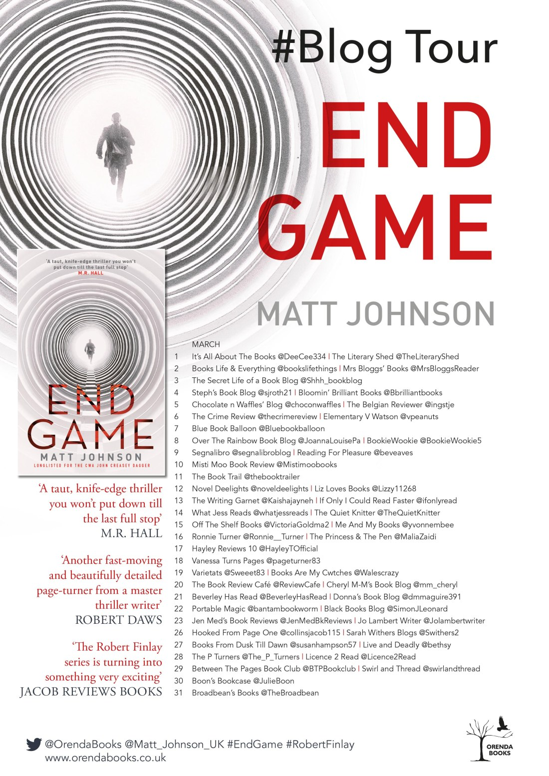End Game blog poster 2018