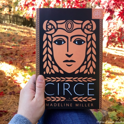 Book Review Circe What Jess Reads